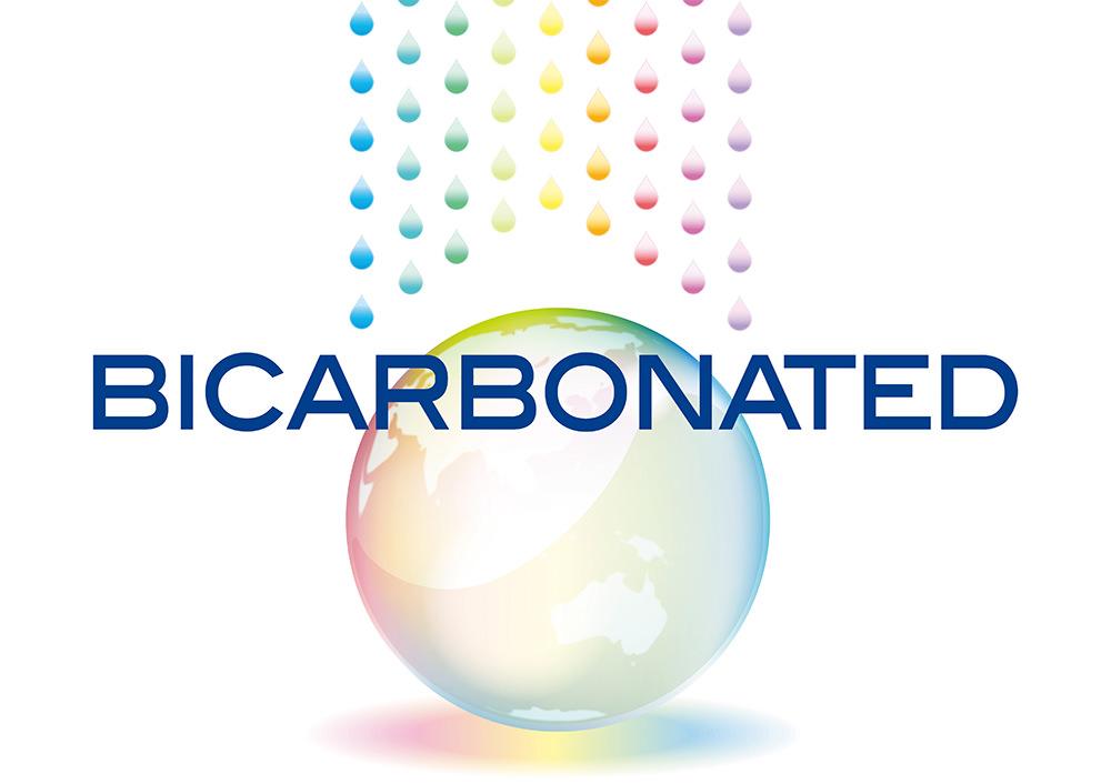 BICARBONATED(バイカーボネイト)は電源を使用しない省エネタイプの高濃度炭酸水素イオン水製造装置。健康は自分で管理維持する時代です